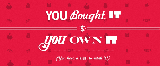 you-bought-it